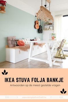 Most recent No Cost Frequently asked questions about the Stuva Följa sofa – A good … Küchen Design, House Design, Ikea Hack Storage, Ikea Stuva, Banquette, Elegant Homes, Lounge Areas, Living Room Inspiration, Room Decor Bedroom
