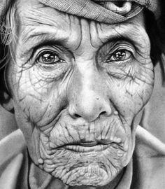 pencil drawing. so beautiful!