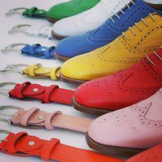 O'Quirey Berlino | Colored Brogues