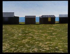 Beach Huts At Portland Bill Cindy Taplin