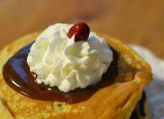 COOK `N´ SHOUT: Pancakes para el desayuno