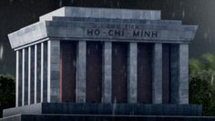 a building dedicated to the vietnamese leader Ho Chi ming- History  published unknown