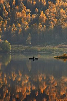 wonderous-world:  Lake Satka by Mikhail Trakhtenberg