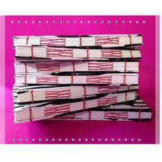 Caderninhos artesanais