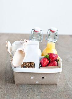 Breakfast Basket | The Sweet Lulu Blog