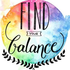 Find-your-balance