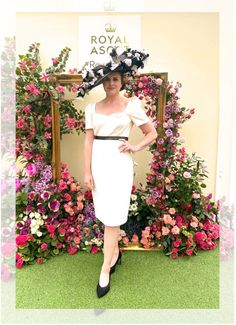 We've loved seeing so many Sole Bliss shoes at Ascot! Did you see Sky Sports Racing Presenter Hayley Moore wearing hers on TV all this week? Best Shoes For Bunions, Court Heels, Wide Feet, Bliss, High Neck Dress, Ascot, How To Wear, Racing, Collection