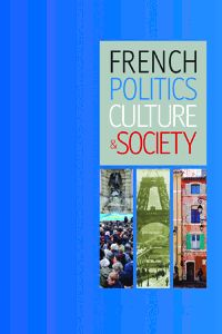 French politics, culture and society (ISSN 1558-5271),  vol. 0 (1983) to current now available online