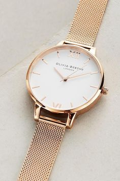 Rosie Gold Watch