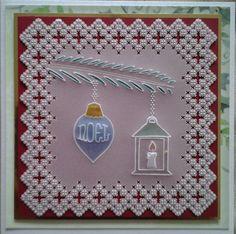 Christmas plate and border plate mate/border plate