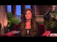 Demi Lovato speaks about beauty ideals, anorexia, bullying, and finding a role model in today's society. Bullying Videos, Bullying Stories, Bullying Quotes, Anti Bullying, Bullying Lessons, Best Love Quotes, Romantic Love Quotes, Demi Lovato Quotes, Celebs