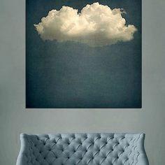Cloudy skies all around - Vicki Archer // http://vickiarcher.com/