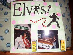 Elvis - Scrapbook.com