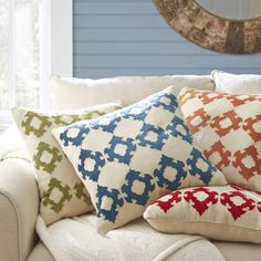 Mellie Pillow Cover
