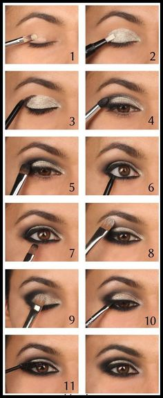 awesome smokey eyes makeup is definitely an art.- awesome smokey eyes makeup is definitely an art.todays round up is a little diff… awesome smokey eyes makeup is definitely an art.todays round up is a little different than usual - Smokey Eyes Tutorial, Eyeshadow Tutorial For Beginners, Eye Tutorial, Eyeshadow Tutorials, Party Makeup Tutorial, Eye Shadow For Beginners, Beginner Makeup Tutorial, Eyebrow Tutorial, Makeup Tutorial For Beginners