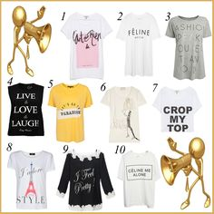 Die for Style: Make a statement with your T-shirt