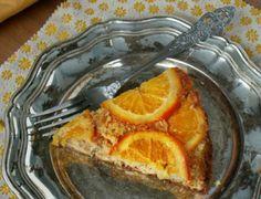 Наситен портокалов аромат и вкус. Сочна и лека текстура.