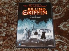 Killing Mr. Griffin (DVD, 2000) Rare OOP HTF PM! Bairstow/Lopez Horror Thriller!