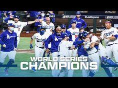 Baseball Playoffs, Dodgers Baseball, Dodgers Nation, Cody Bellinger, For You Blue, Dodger Blue, Los Angeles Dodgers, World Series, Movie Trailers