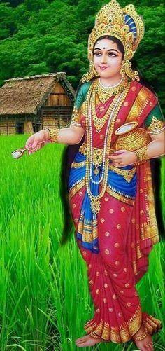 Annapurna Jayanthi - A Day to Invite Abundant Auspiciousness Shiva Parvati Images, Durga Images, Lakshmi Images, Shiva Shakti, Radha Krishna Photo, Lord Krishna, Baby Krishna, Lord Ganesha, Lakshmi Photos