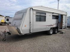 Any Reasonable Offer Considered Caravan Stock Take Clearance Sale ! COROMAL PRINSTON 653 YEAR 2007 WAS $49,999 NOW $47,999 DUAL AXLE ROLL-OUT AWNING..... FULL ANNEXE..... SATELITE DISH.... STORAGE BOX TO FIT GENERATOR..... SOLAR POWER..... ROOF TOP R/C AIR CONDITIONER.... FRONT BEDROOM WITH CONSITINA DOORS TO SEPARATE.... QUEEN BED..... UNDER BED STORAGE.... CENTRAL L SHAPED LOUNGE/DINE LARGE FRIDGE WITH SEPARATE FREEZER.... 4 BURNER COOK-TOP.... FULL ...