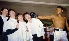 Muhammad Ali y Los Beatles