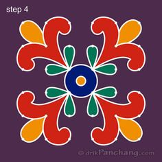 This page provides Dot Rangoli Designs and Patterns for Hindu festivals. In Tamil Nadu Rangoli is known as Kolam, Mandana in Rajasthan, Chowk Purna in Northern India, Alpana in West Bengal, Aripana in Bihar and Muggu in Andhra Pradesh. Easy Rangoli Designs Diwali, Rangoli Simple, Rangoli Ideas, Rangoli Designs With Dots, Rangoli Designs Images, Rangoli With Dots, Beautiful Rangoli Designs, Kolam Dots, Rangoli Borders