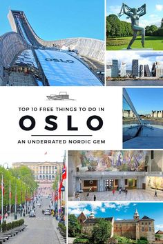 Oslo is a Scandinavian wonder that's worth your time. Check out this post for the top 10 FREE things to do when in this Nordic city! via http://iAmAileen.com/top-free-things-to-do-oslo-norway/ #oslo #norway #freethingstodo #free #travelonabudget #cheapthi