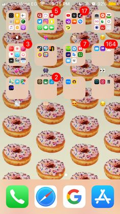 Im so proud lol i love my phone❤️ Iphone Home Screen Layout, Iphone Layout, Organize Phone Apps, Phone Organization, Apple Iphone 5, Homescreen, App Design, Keto, Tasty
