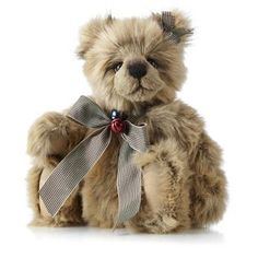 """Charlie Bears Collectable Mary 15.75"""" Plush Bear ♥♥♥ This was my 2nd Charlie Bear & the 1st to be chosen for the name"""