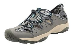 Louechy Mens Ourea Hiking Shoes Outdoor Breathable Water Shoes ** Check out this great product.