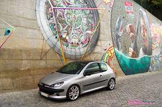 Peugeot 206, Surfboard, Pugs, Maya, Volkswagen, Sports Training, Motors, Vehicles, Lord