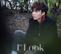 Roy Kim - Look Magazine Kim Sang Woo, Roy Kim, Look Magazine, Kpop, Boys, People, Music, Artists, Baby Boys