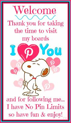 Thanks For Taking The Time To Visit My Boards No Pin Limits So