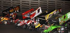 World of Outlaws Sprint Cars!