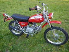 1971 Honda sl70 1971 Honda sl70