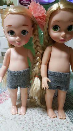 아주 쉬운 베이비돌 반바지 도안 및 뜨는 방법베돌 라푼젤 옷만들기어제 베이비돌 2015년 신형 라푼젤을 깜... Toy Craft, Knit Patterns, Cartoon Art, Tinkerbell, Baby Dolls, Disney Characters, Fictional Characters, Disney Princess, Knitting