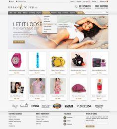 Online shop ui by barjinder singh, via behance wireframe, ui ux, mockup, we E Commerce, Let It Loose, Let It Be, Body Makeup, Shop Window Displays, Shop Plans, Signage, Web Design, Fragrance