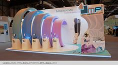 "MPI IMPLANTS_Expodental 2014 | Blanco Estudio - "" Great overall theme and colors"" - TriadCreativeGroup.com"