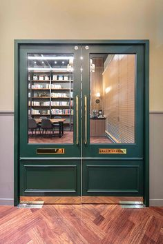 House Entrance, Entrance Doors, Board Game Cafe, Door Images, Classic Doors, Store Windows, Open Window, Steel Doors, Retail Design