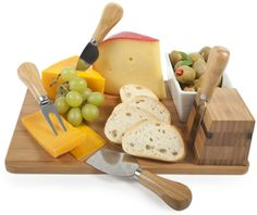 Core Bamboo does cool, colourful and eco-friendly kitchenware.