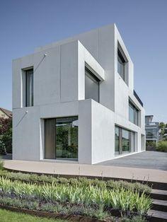 wild bär heule architekten ag  ~ Great pin! For Oahu architectural design visit http://ownerbuiltdesign.com