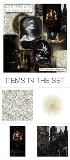"""""""The Tapestried Chamber"""" by sylviamccordle ❤ liked on Polyvore featuring art"""