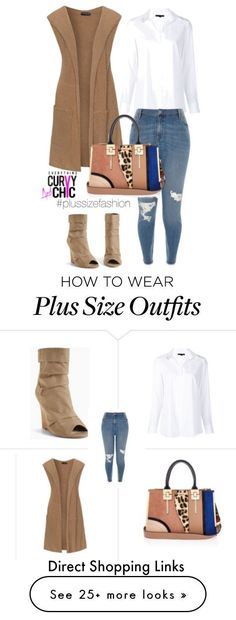 Plus Size Fashion, Plus size Outfit, How to wear plus size outfits