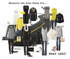 """""""Wherever the Road Takes You...Wear cabi!"""" by leanne-m-zellmer on Polyvore"""