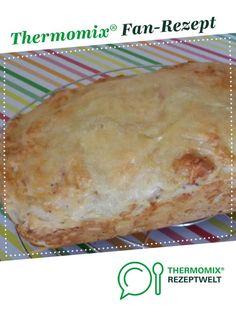 Käse-Schinken-Brot mit der 1,8 l-Ultra von Tupperware von dowo1981. Ein Thermomix ® Rezept aus der Kategorie Backen herzhaft auf www.rezeptwelt.de, der Thermomix ® Community.