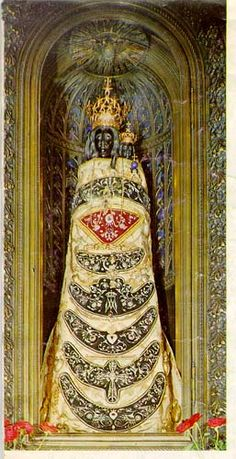 Our Lady of Loreto. I have one at my house..