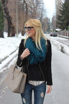 Zorannahs Fashion Corner: Sparkle the day