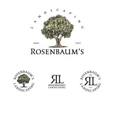 Rosenbaum's Landscaping - Logo for Rosenbaum's Landscaping a 2nd gen, experienced, family business focused on craftsmanship. Rosenbaum¡¯s Landscaping is a full-service landscape construction company. We specialize in designing, building, and m...