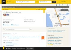 Find Us in the Yellow Pages! http://www.yellowpages.com/clermont-fl/mip/us-realty-services-inc-483619878?lid=483619878